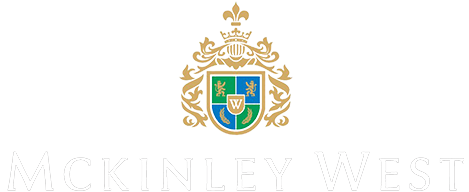 official logo of mckinley west township in taguig city