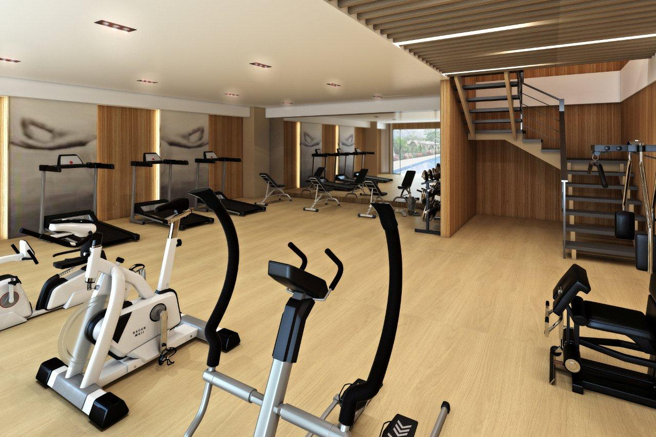 Kingsquare Residence Gym